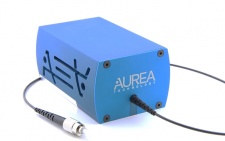 [Jan 2017] AUREA Technology shows the first CW/gated-mode NIR photon counting module (2)